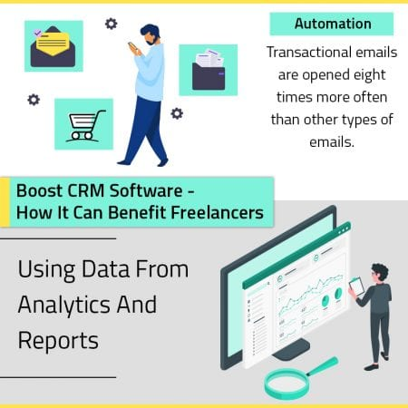 Boost CRM Software - How It Can Benefit Freelancers