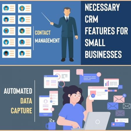 Necessary CRM Features For Small Businesses